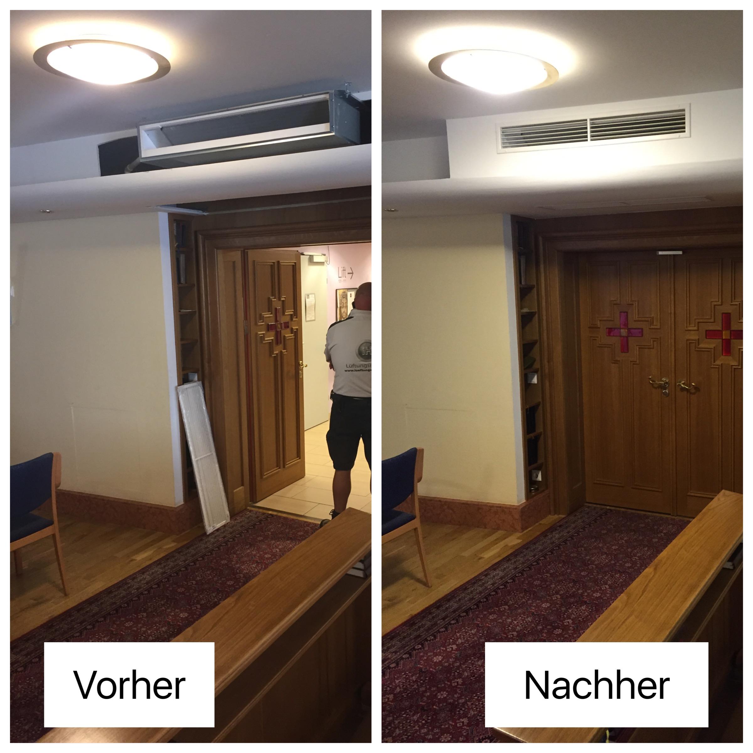 AC für Wände