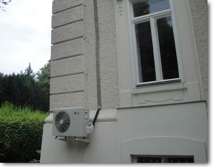 kabelkanal klimaanlage